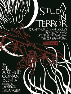 cover image of A Study in Terror, Volume 1