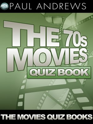 cover image of The 70s Movie Quiz Book