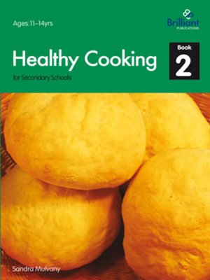 cover image of Healthy Cooking for Secondary Schools, Book 2