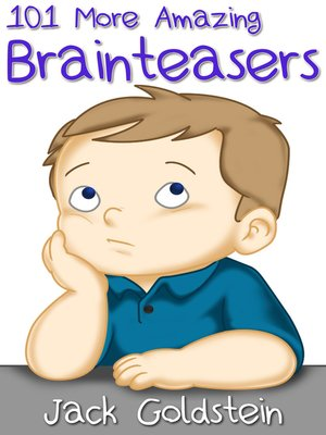 cover image of 101 More Amazing Brainteasers