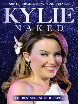 cover image of Kylie - Naked