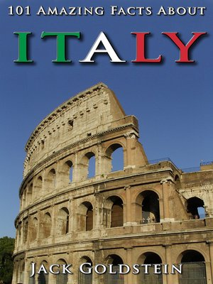 cover image of 101 Amazing Facts About Italy
