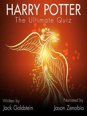 cover image of Harry Potter - The Ultimate Quiz