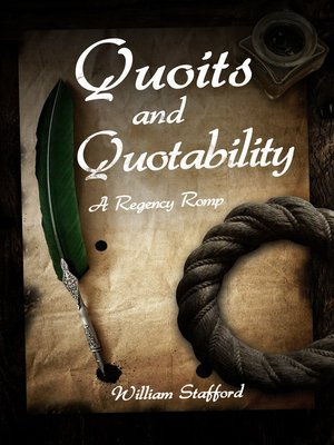 cover image of Quoits and Quotability