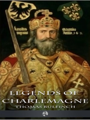 cover image of Legends of Charlemagne