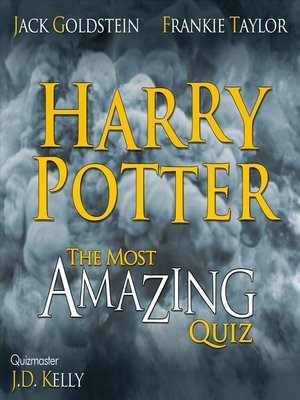cover image of Hary Potter - The Most Amazing Quiz