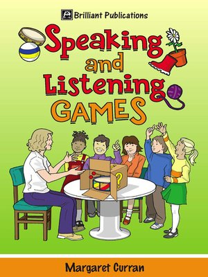 cover image of Speaking and Listening Games
