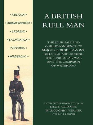 cover image of British Rifle Man