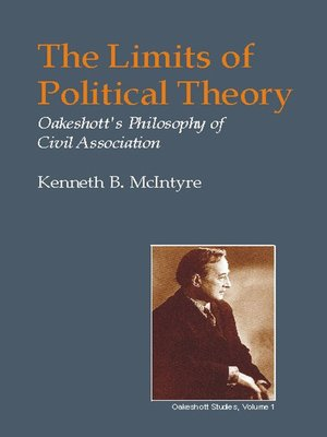 cover image of The Limits of Political Theory