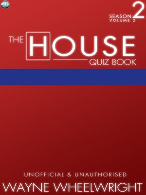 cover image of The House Quiz Book Season 2, Volume 2