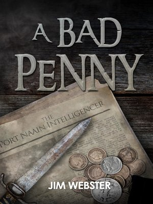 cover image of A Bad Penny