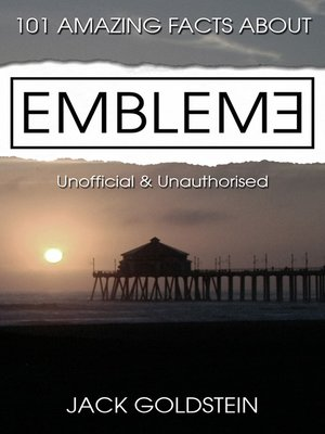 cover image of 101 Amazing Facts about Emblem3