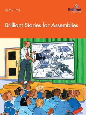 cover image of Brilliant Stories for Assemblies