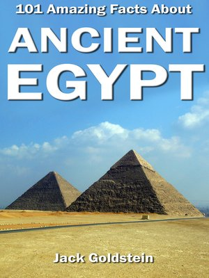 cover image of 101 Amazing Facts about Ancient Egypt