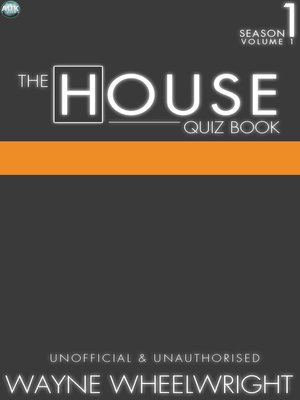 cover image of The House Quiz Book Season 1, Volume 1