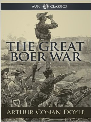 cover image of The Great Boer War