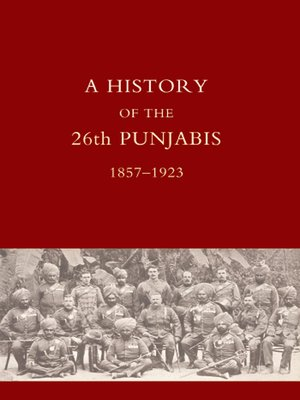 cover image of The History of the 26th Punjabis