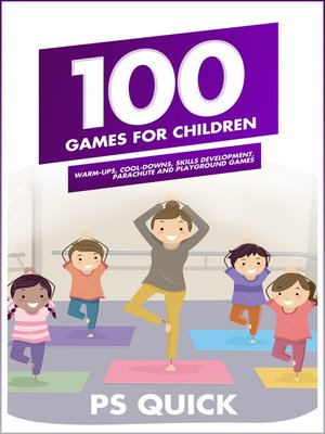 cover image of 100 Games for Children