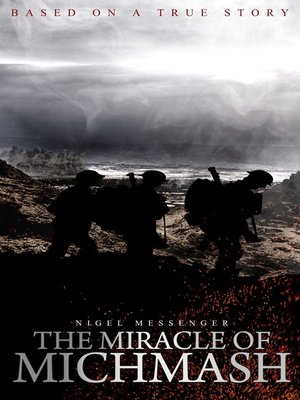 cover image of The Miracle of Michmash