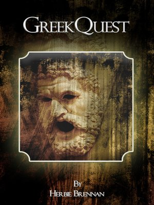 cover image of GreekQuest