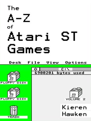 cover image of The A-Z of Atari ST Games, Volume 2