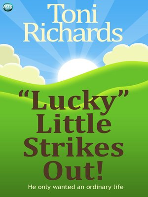 "cover image of ""Lucky"" Little Strikes Out"