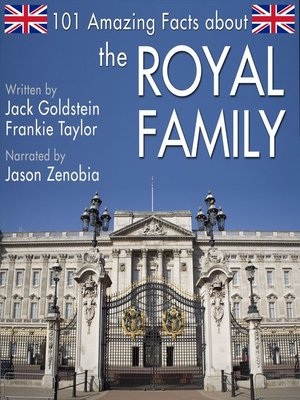 cover image of 101 Amazing Facts about the Royal Family