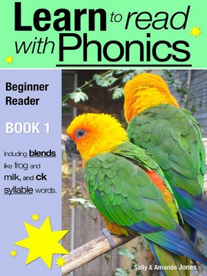 cover image of Learn to Read with Phonics - Book 1
