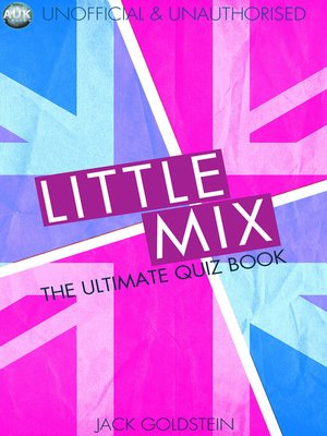 cover image of Little Mix - The Ultimate Quiz Book