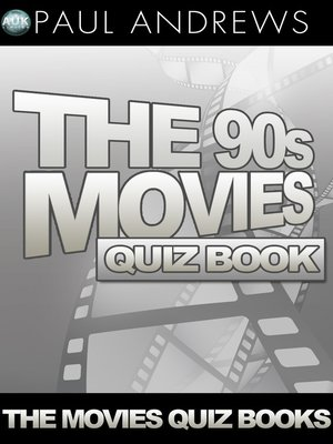 cover image of The 90s Movies Quiz Book