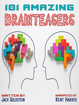 cover image of 101 Amazing Brainteasers