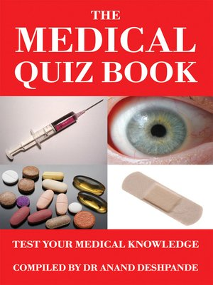 cover image of The Medical Quiz Book