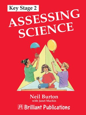 cover image of Assessing Science at KS2