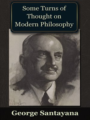 cover image of Some Turns of Thought on Modern Philosophy