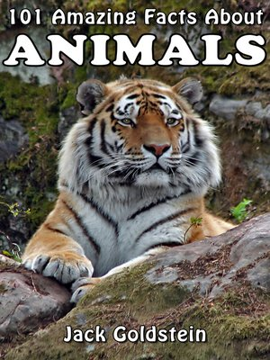 cover image of 101 Amazing Facts About Animals
