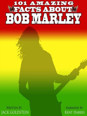 cover image of 101 Amazing Facts about Bob Marley