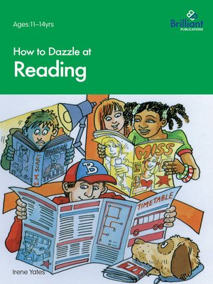 cover image of How to Dazzle at Reading