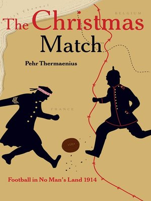 cover image of The Christmas Match