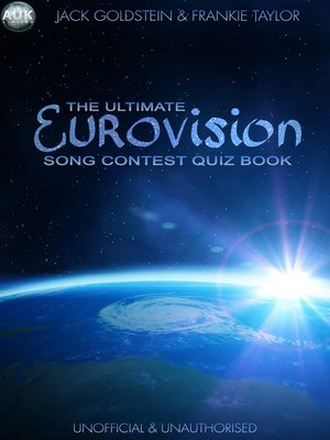 cover image of The Ultimate Eurovision Song Contest Quiz Book