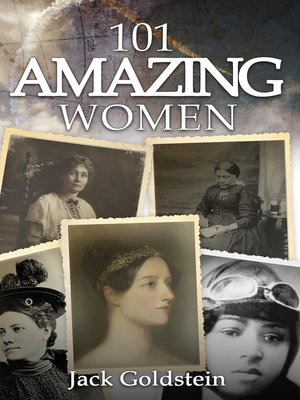 cover image of 101 Amazing Women