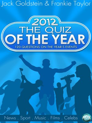 cover image of 2012 - The Quiz of the Year