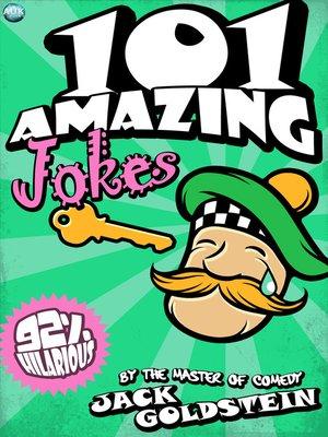 cover image of 101 Amazing Jokes