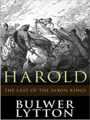 cover image of Harold, the Last of the Saxon Kings