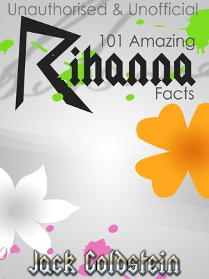 cover image of 101 Amazing Rihanna Facts