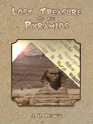 cover image of EgyptQuest - The Lost Treasure of The Pyramids