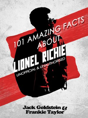 cover image of 101 Amazing Facts about Lionel Richie