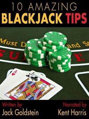 cover image of 10 Amazing Blackjack Tips