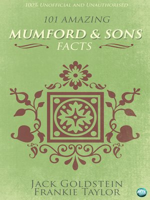 cover image of 101 Amazing Mumford & Sons Facts