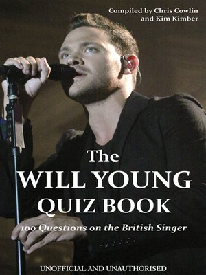 cover image of The Will Young Quiz Book
