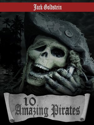 cover image of 10 Amazing Pirates